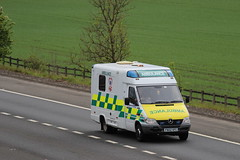 Photo of FN52 XFC MERCEDES BENZ SPRINTER 413CDI ABC AMBULANCE SERVICES