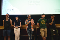 Concurso cortometraje