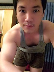 #Goodnight (NuCastiel) Tags: camera selfie myself me smooth sexy following follower follow flickr iphone6 iphone cum adult scandal private handsome smart goodnight bangkok thailand thai male asian cock dick bulge gay young love cute boy