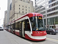 Toronto Transit Commission 4404 (YT | transport photography) Tags: ttc toronto transit commission bombardier flexity outlook streetcar
