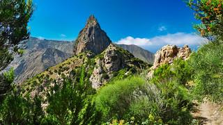 La Gomera - Roque Cano