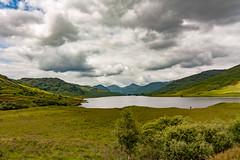 Outnabout Aberfoyle--7 (Stu 71) Tags: aberfoyle clouds sky scotland water mansion tree hills landscape