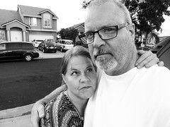21/365 I Got You (daveparker) Tags: 365 project365 dave parker tracy california ca usa bw