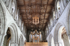 St David's Cathedral Interior 2 (ahisgett) Tags: wales stdavids davids cathedral