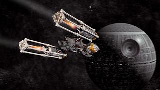 Assault on the Death Star