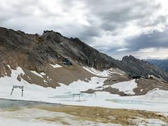 Auf dem Gletscher (Laterna Magica Bavariae) Tags: schneeferner haus zugspitz platt