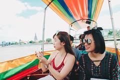 _MG_1289 (WayChen_C) Tags: thailand bangkok chaophrayariver yuting nin ประเทศไทย บางกอก กรุงเทพมหานคร แม่น้ำเจ้าพระยา 泰國 曼谷 昭披耶河 thaigraduationtrip 湄南河