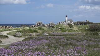 Le phare de Pontusval *