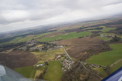 Murthly, In-flight (wwshack) Tags: birnam egpt extra psl perth perthairport perthshire scone sconeairport scotland selfie murthly