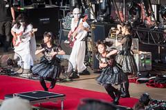 BABYMETAL at Shoreline Amphitheatre #16 (satoshikom) Tags: panasonicdmczs100 babymetal shorelineamphitheatre heavymetal concert yuimetal moametal sumetal
