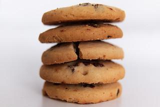 Inclusion of a broken cookie