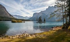 Lake Minnewanka (dorinser) Tags: lakeminnewanka alberta canada canadianrockies