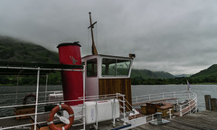 Ullswater Steamer, Cumbria (joanjbberry) Tags: ullswater cumbria lakedistrict ullswatersteamers lake mountains water trees countryside boat boattrip steamer