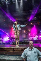 Jennifer Rostock @ junge Garde Dresden 24.06.2017 (Tom Berger LBF) Tags: jennifer rostock nichtindiesemton southside hurricane dresden junge garde tour 2017live shot tberger canon70d proshot music musik live tattoo weist christopher elmar jo altstadt groser garten onstage bühne light licht strahler german rock bands band punk