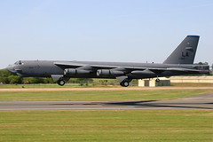 61-0003 (IanOlder) Tags: boeing b52 b52h stratofortress usaf bomber aircraft jet barksdale la 610003 2ndbw riat fairford
