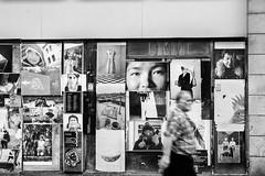 Expressions (krystinemoessner) Tags: monochrome sw nb bw people gens taek krystine moessner rue streetphoto streetpassionaward streetportrait