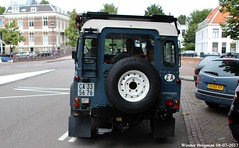 Land Rover Defender 110 (from South Africa!!) (XBXG) Tags: ca335676 land rover defender 110 landrover za zuidafrika zuid afrika south africa kaapstad capetown cape license plate kenteken plaque immatriculation immat suidafrika rsa haarlem nederland holland netherlands paysbas classic british car auto automobile voiture ancienne anglaise brits uk vehicle outdoor afrique du sud cap