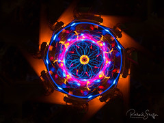 Mandala (Dick Shaffer) Tags: lightpainting rotation