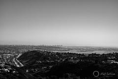 San Diego Skyline (Matt Battison) Tags: blackandwhite d5300 landscape mattbattison matthewbattison matthewbattisonphotography nikon nikond5300 photo photography usa unitedstatesofamerica america blackwhite california cityscape mattbattisonphotography sandiego sandiegoskyline skyline soledad