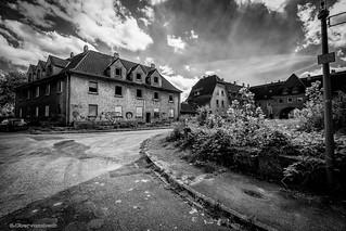 Siedlung Schlägel und Eisen in Gladbeck