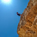 Abseiling in Makhtesh Ramon