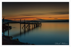 One in Ten (D.K.o.w) Tags: holywood kinnegar jetty sunset longexposure leebigstopper countydown northernireland seascape landscape canon7dmkii sigma1020 stillwater belfastlough