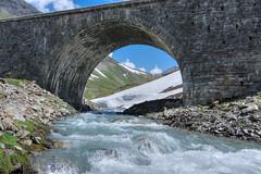 Le Pont de la Neige (Savoie) (bernarddelefosse) Tags: pontdelaneige savoie rhônealpes eau rivière
