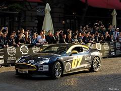 Aston Martin Vanquish (boti_marton) Tags: astonmartin vanquish car coupe gumball3000 city cityscape budapest hungary europa panasoniclumixdmclz20