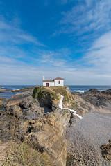 Ermita de A Virxe do Porto (cabrianova) Tags: ermita de a virxe do porto valdoviño nikon d5500 tokina 1116mm