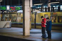 JR Sapporo Station | Hokkaido (Pumpkin Kuma) Tags: sapporo jr station hokkaido railway japan