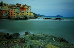 Break (- Crupi Giorgio (official)) Tags: italy liguria genova boccadasse landscape seascape longexposure reef sea sky canon canoneos7d sigma sigma1020mm nd1000