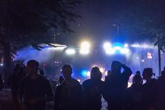 G20 Hamburg: Schanzenviertel #39 (dustin.hackert) Tags: g20 hamburg krawalle nog20 polizei roteflora sek schanze schanzenviertel schulterblatt schwarzerblock tränengas vandalismus wasserwerfer