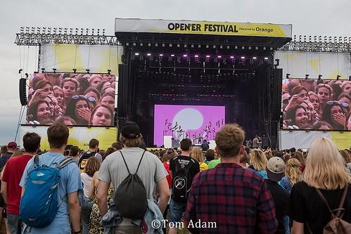Open'er Festival Gdynia 2017