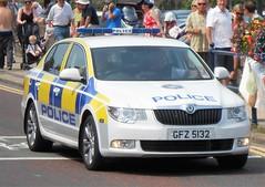 PSNI, Police Service of Northern Ireland (GFZ 5132) (ferryjammy) Tags: northernireland psni policeservice gfz5132 police