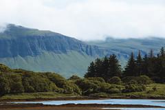 (brittunculi) Tags: mull ulva scotland mountain trees forest nature landscape