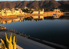 India series (Nick Kenrick..) Tags: pushkar india hindu lake