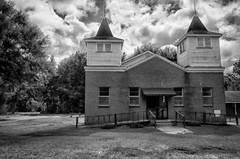 First Mt. Zion MB Church (johnfromtheradio) Tags: flomaton alabama roadside drivebys