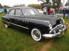 1949 Buick Super (splattergraphics) Tags: 1949 buick super carshow aacaeasterndivisionfallmeet antiqueautomobileclubofamerica hersheypa aaca