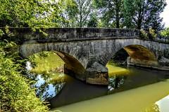 Beinstein (Rolfmundi) Tags: brücke steinbogenbrücke beinstein rems remstal outdoor flus