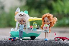 Blythe A Day 09 July 2017 - Ice-cream