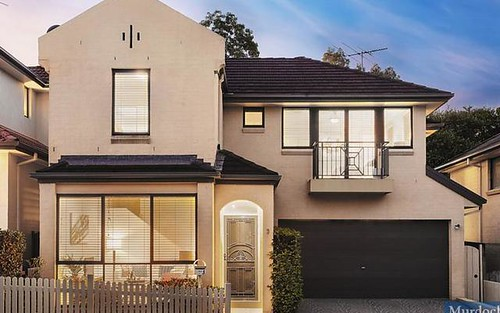 3 Peartree Circuit, West Pennant Hills NSW