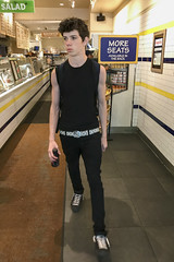2017-05-10 14.02.57 v2 (Wheels Down) Tags: twink cute arms shoulders sleeveless iphoneography earring