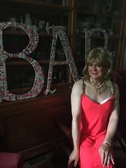 Feeling marvellous 👠👠👠 (DeniseClapton) Tags: sparkle queer crossdressers tranny transvestism lace satin lingerie silk