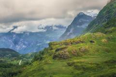 Lord of the ring landscpae (davidshred) Tags: epic landscape david janglöv geiranger norway