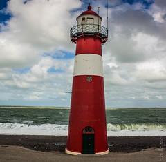 Westkapelle (For Eyes and Soul) Tags: netherlands beach ocean water waves summer sea summerfeeling westkapelle lighthouse travels