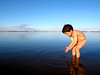 kai (Michael Desimone) Tags: lake boga kerang swan hill nudie swim inpromtue beautiful day vistoria australia g12 canon michael desimone color colour portait phoyography victoria your child good kid