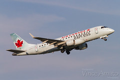 Air Canada Express EMB-175 (C-FEKD) (Vince Amato Photography) Tags: aircanadaexpress cfekd cyyz canada e175 emb175 embraer ggn jza ontario pearsoninternationalairport skv toronto yyz