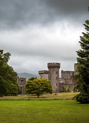 Penrhyn Castle (--Kei--) Tags: nikon d810 nikkor afnikkor wales northwales penrhyn penrhyncastle castle nationaltrust cymru architecture 55mm 55mmf28 f28 nikon55mmf28 afmicronikkor55mmf28 micronikkor