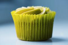 When life gives you lemons :: make cupcakes (katatomicuk) Tags: 286365 macro cake cupcake