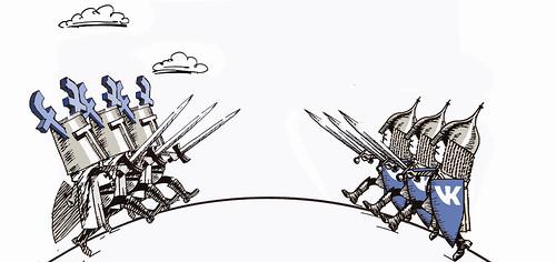 Crusaders. Cyberwars. by osipovva, on Flickr
